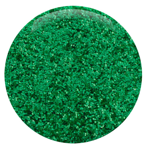 Emerald Pearl Matte Hexagon .015""
