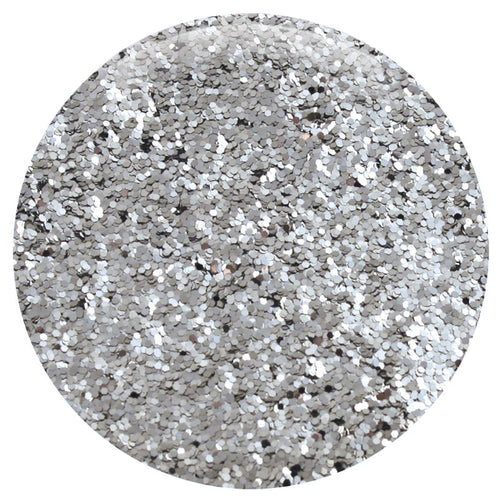 "Silver Hexagon .015"" – Bulk"