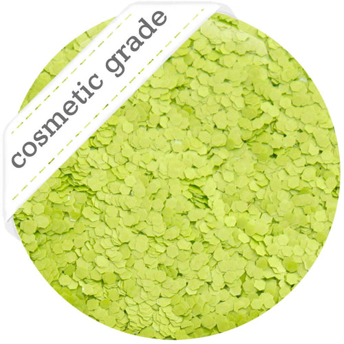 *NEW* Sour Apple Hexagon .040""