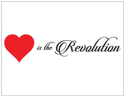 Love is the Revolution