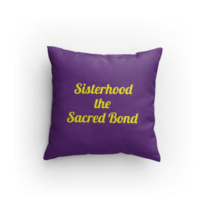 Sisterhood the Sacred Bond V1 (Pr/Gd) (Pillow)