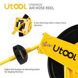 Utool Air Hose Reel