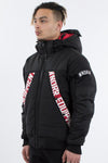 WNDRR High Point Tech Puffer Jacket