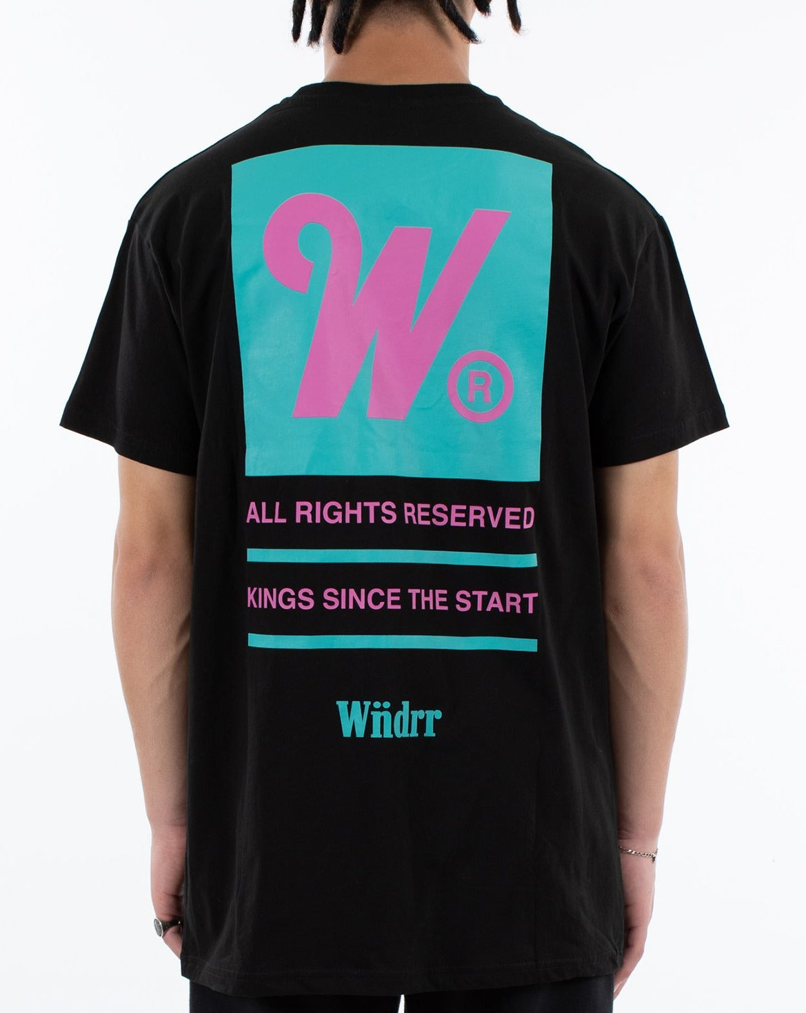 WNDRR Overdue Custom Fit Tee