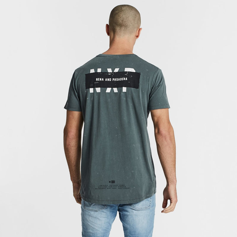 NXP Dark Hawk Scoop Back Tee