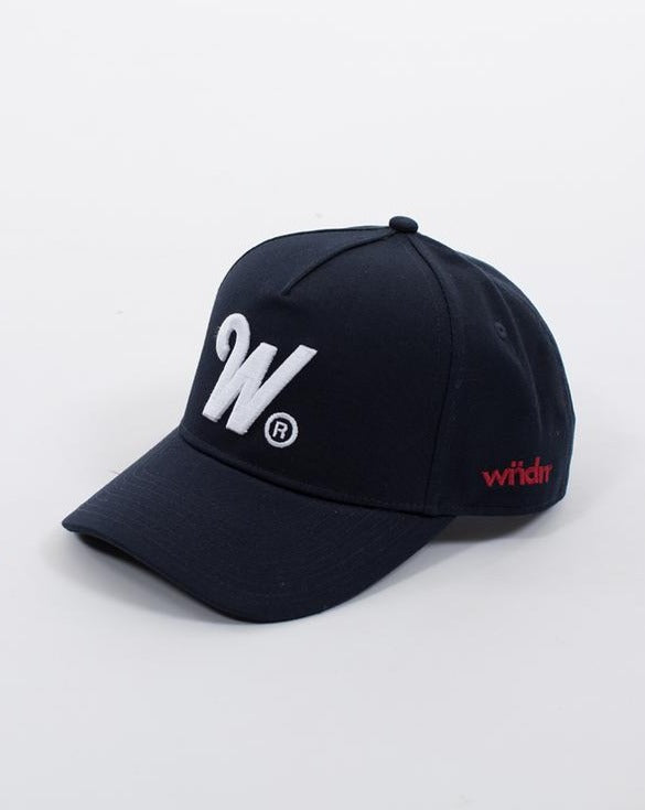 WNDRR Phillips Snapback - Navy