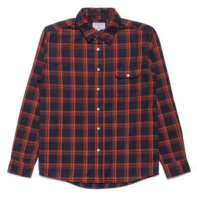 Afends Ersal Longsleeve Button Shirt - Forestwood Co