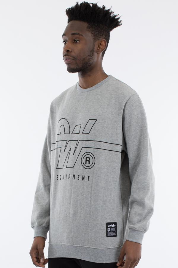WNDRR Overtime Crewneck Sweat
