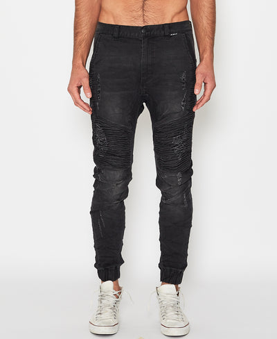 KSCY Zeppelin Pant - Jet Black - Forestwood Co