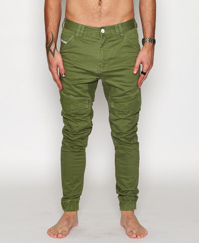 NXP Flight Pant - Khaki - Forestwood Co