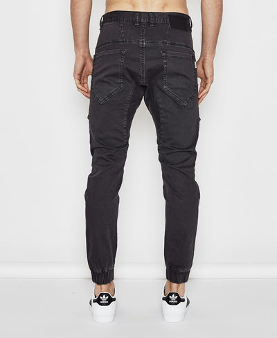 NXP Flight Pant - Washed Black - Forestwood Co