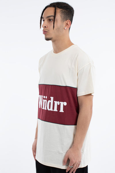 WNDRR Lynch 3 Panel Custom Fit Tee