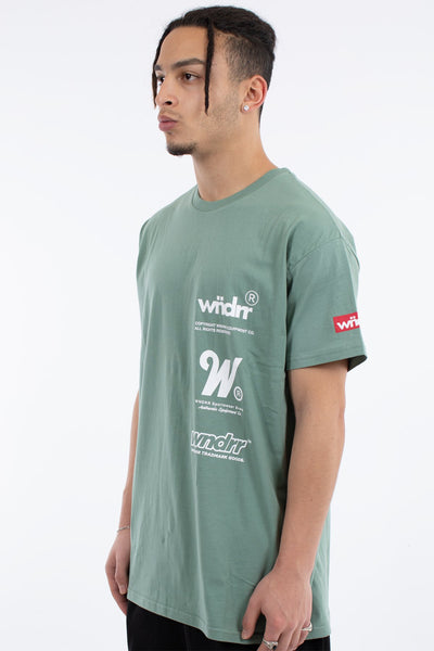 WNDRR Paradox Custom Fit Tee