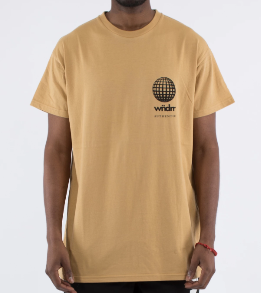 WNDRR Devise Tee - Tan - Forestwood Co