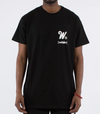 WNDRR Spark Tee - Black - Forestwood Co