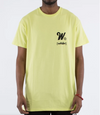 WNDRR Spark Tee - Neon Green - Forestwood Co