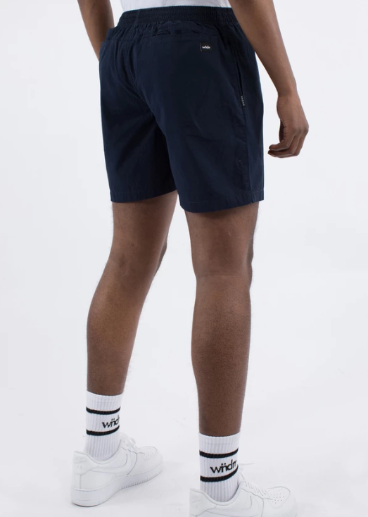 WNDRR Lead Beach Shorts - Navy - Forestwood Co