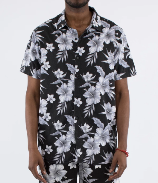 WNDRR Holiday Floral Shirt - Forestwood Co