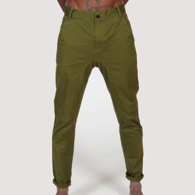 WNDRR Venice Pants - Khaki - Forestwood Co