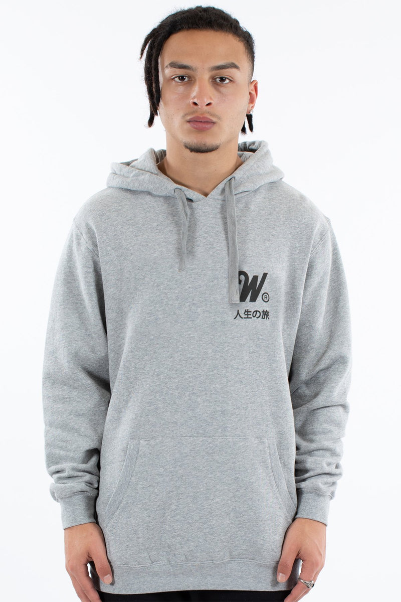 WNDRR Capital Hood Sweat