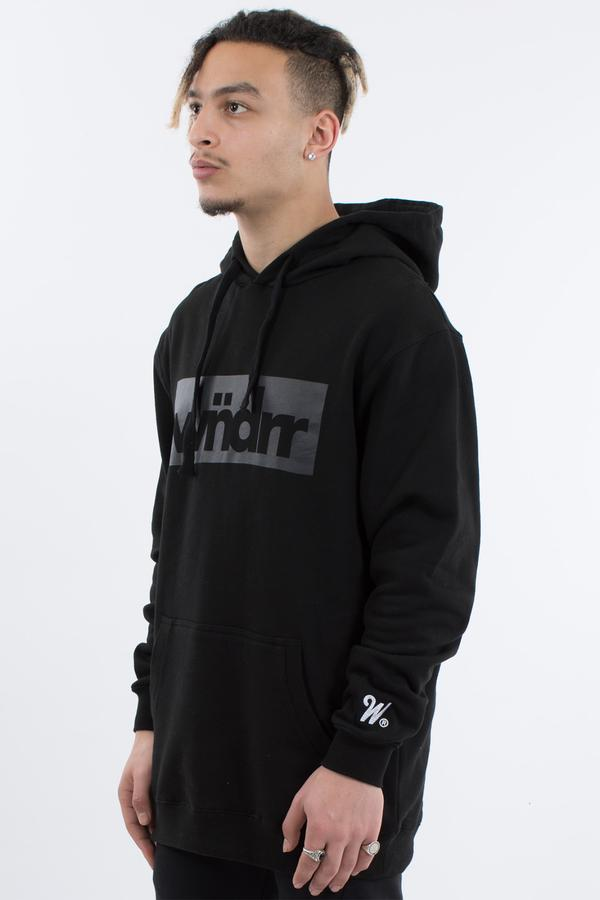WNDRR Accent Tonal Hood Sweat