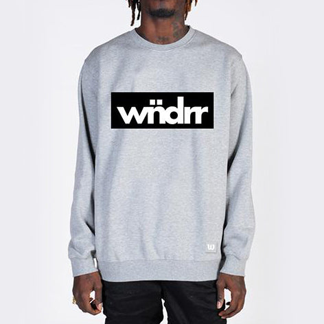 WNDRR Accent Crewneck - Forestwood Co