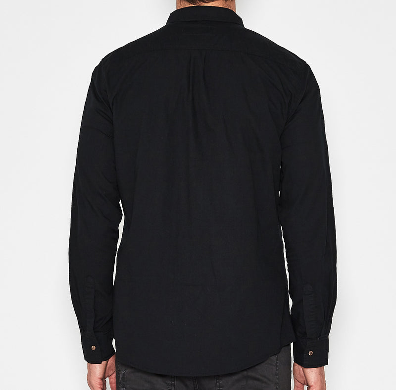 NxP Airwolf Shirt - Black - Forestwood Co