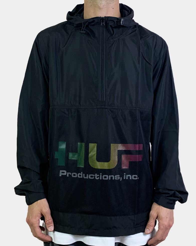 HUF Productions Inc. Anorak Spray Jacket