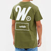 WNDRR Authentic Tee - Army - Forestwood Co
