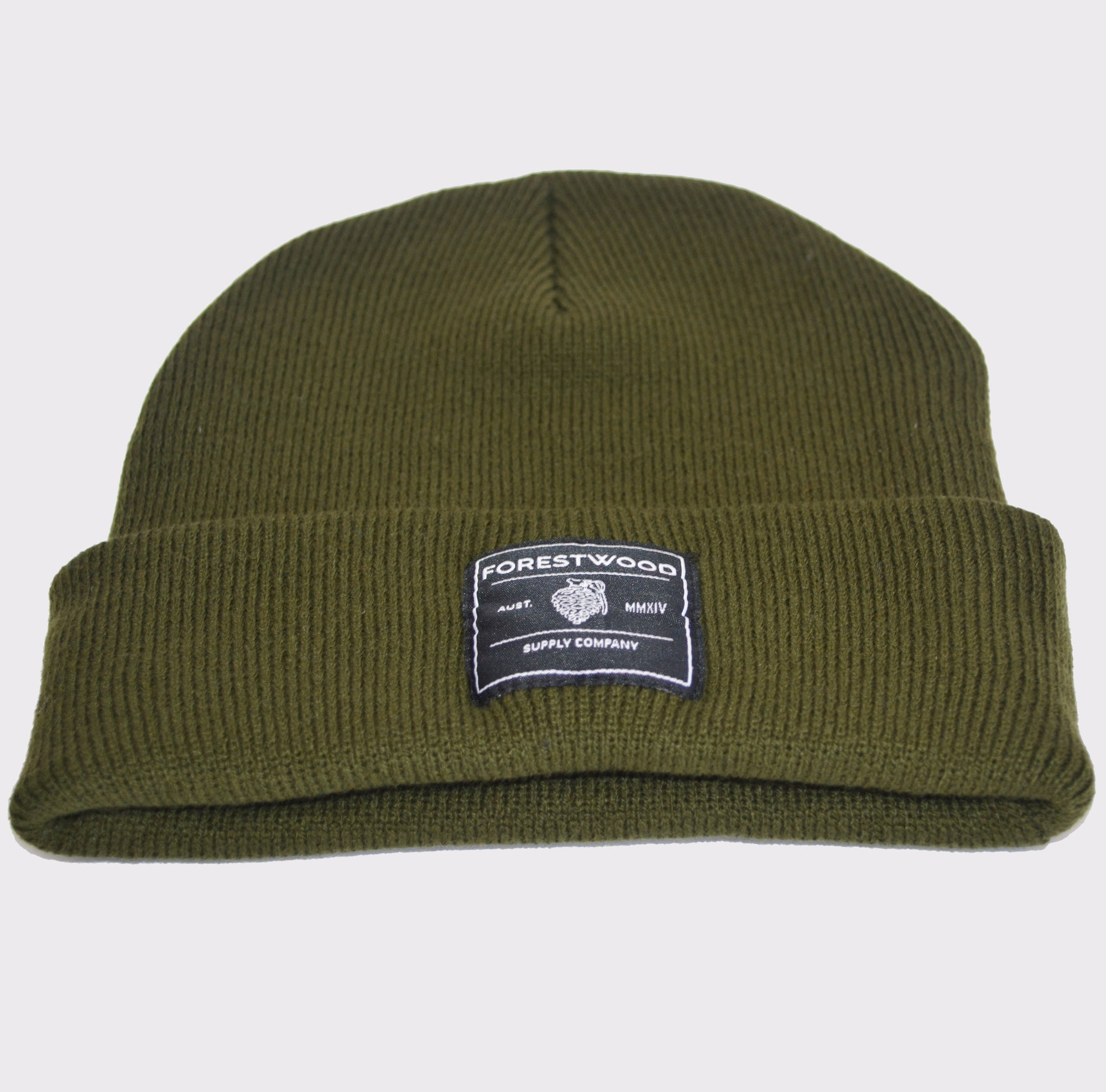 Forestwood Beanie - Green - Forestwood Co