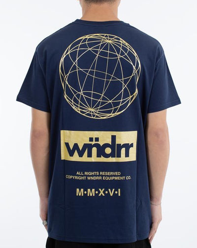 WNDRR Refunds Custom Fit Tee