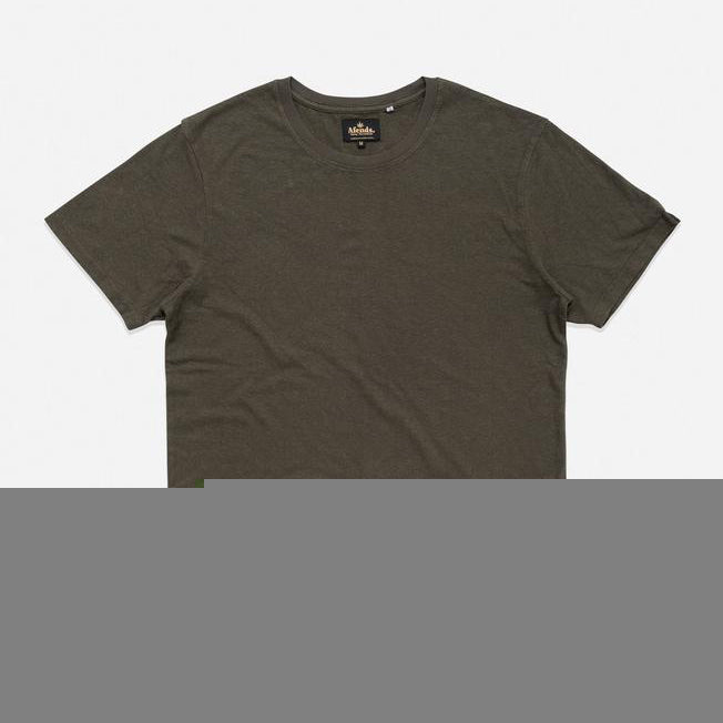 AFENDS Hemp Classic - Military - Forestwood Co