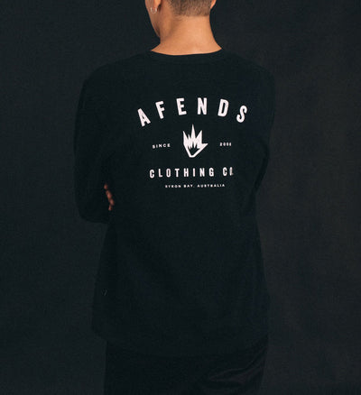 Afends Clothing Co. Crewneck - Forestwood Co
