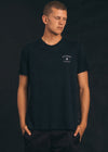 Afends Clothing Co Tee - Black - Forestwood Co