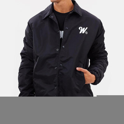 WNDRR Carter Coach Jacket - Forestwood Co