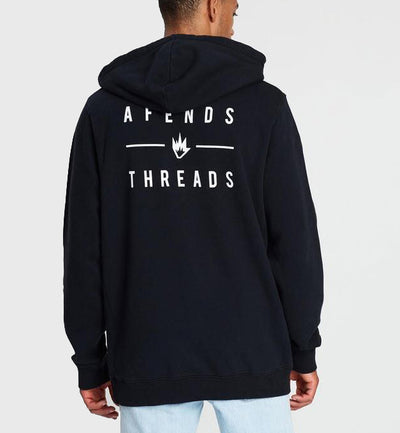 AFENDS Company Hooded Sweat - Forestwood Co