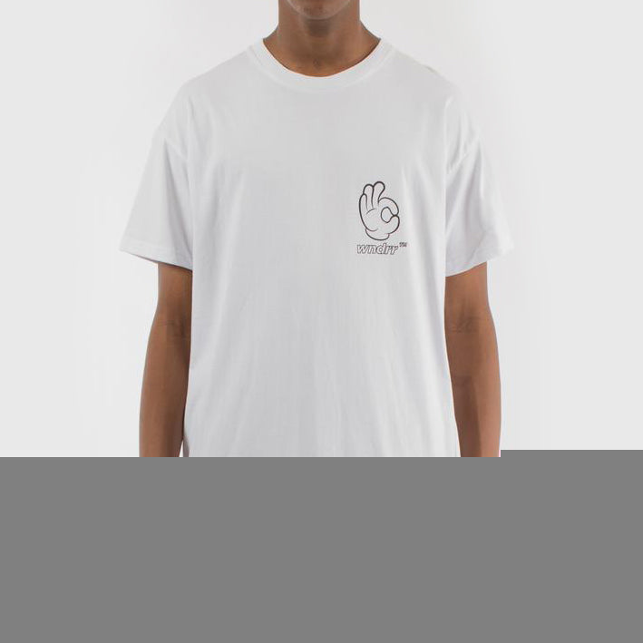 WNDRR Cool Tee - White - Forestwood Co