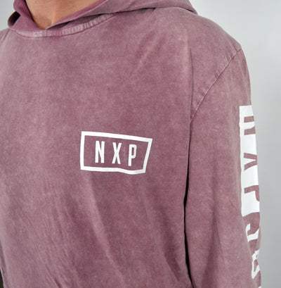 NxP Cool Water Hooded Sweat - Forestwood Co