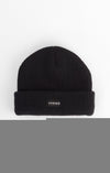 Afends Core Beanie - Black - Forestwood Co