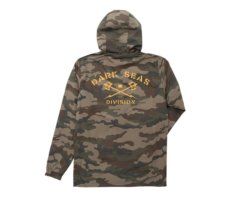 Dark Seas Defender Anorak - Forestwood Co