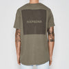 NxP Delivery Scoop Back - Khaki - Forestwood Co