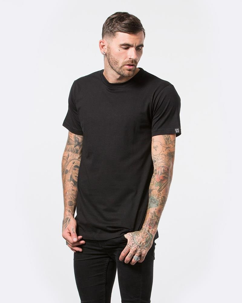 DVNT Devoid Tee - Black - Forestwood Co