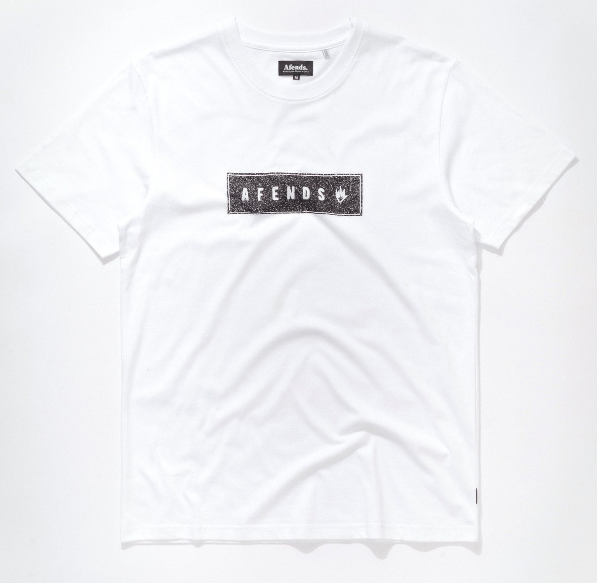 Afends Distorted Tee - Forestwood Co