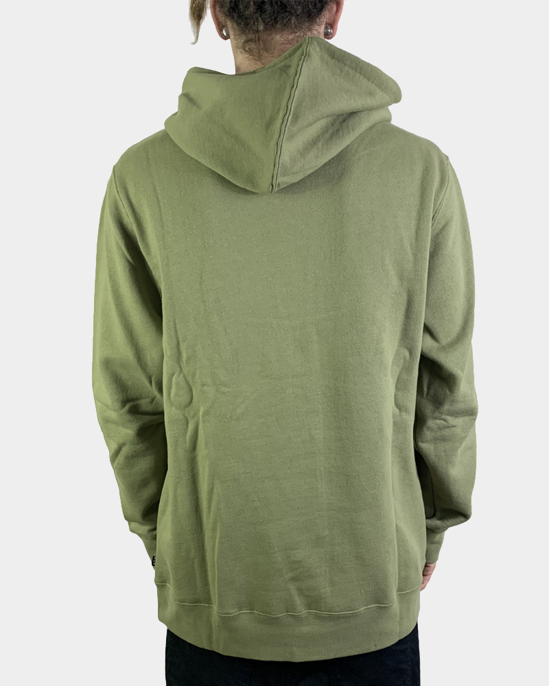 HUF Essentials OG Logo Hooded Sweat