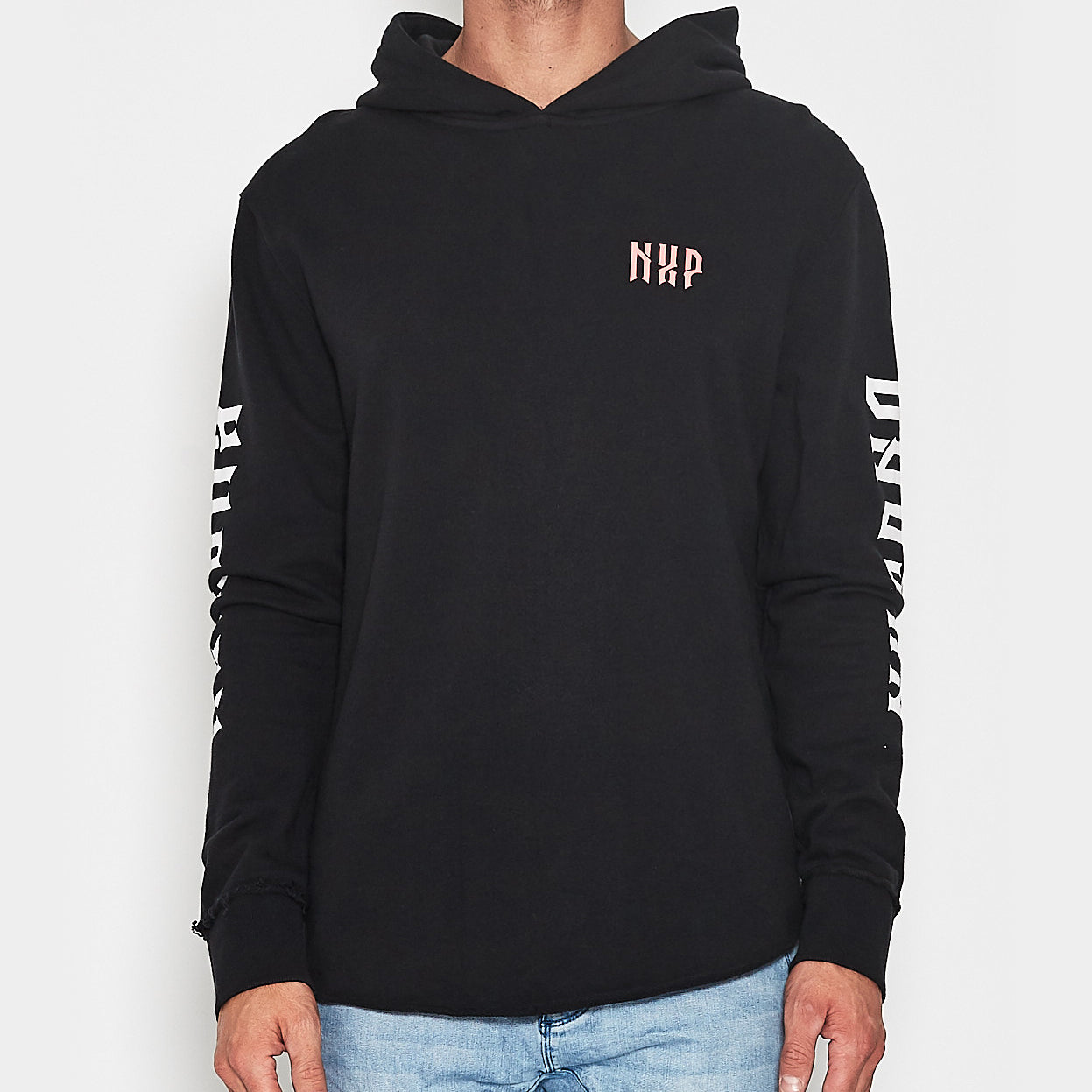 NxP Evolve Hoodie - Black - Forestwood Co