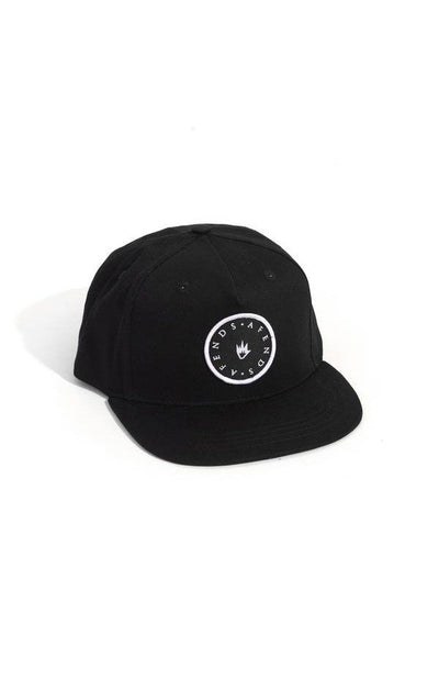 Afends Fire Snapback - Forestwood Co