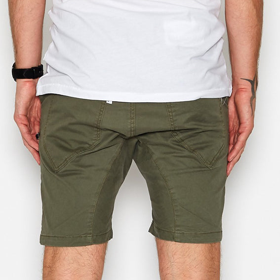 NxP Flight Shorts - Apache Green - Forestwood Co