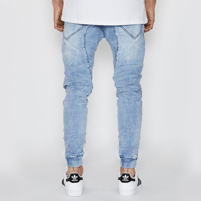 NxP Flight Pants - Broken Blue - Forestwood Co