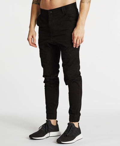 NXP Flight Pant - Black