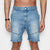 NxP Flight Shorts - Dakota Denim - Forestwood Co